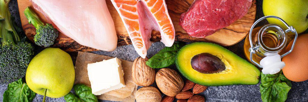 Een geblanceeerd dieet is belangrijk als je vet wilt verbranden.