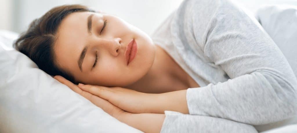 Goed slapen is belangrijk tijdens afvallen