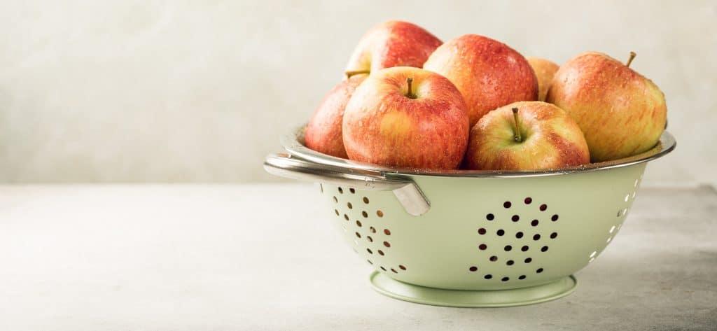 Appels zijn beter voor vitamine