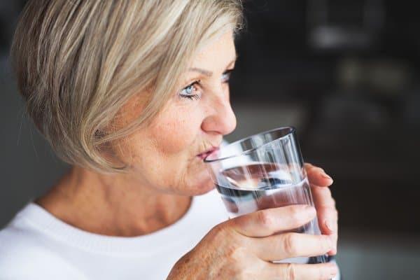Water helpt bij afvallen