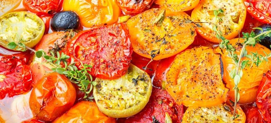 Groenten helpen je om vet te verbranden