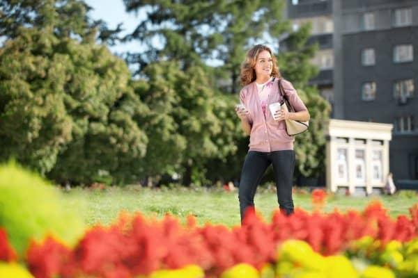 Een Wandelschema kan ervoor zorgen dat je dagelijks wandelt