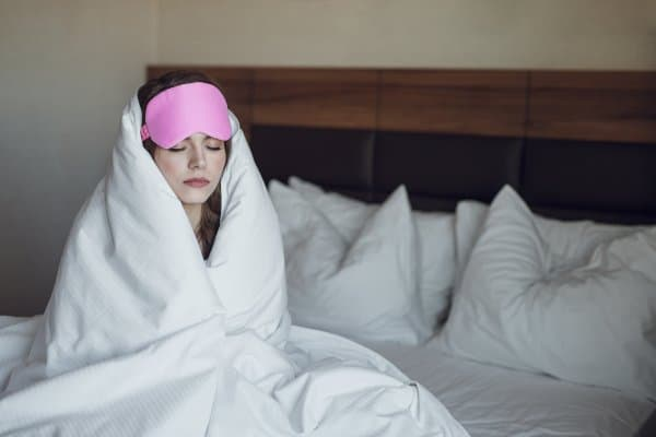 Slaap voldoende voor een goede weerstand
