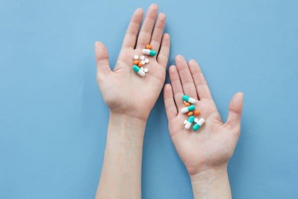 Supplementen helpen je weerstand niet
