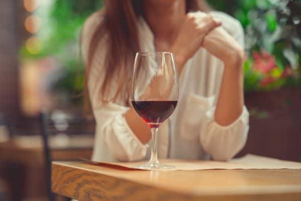 Vermijd alcohol voor je weerstand
