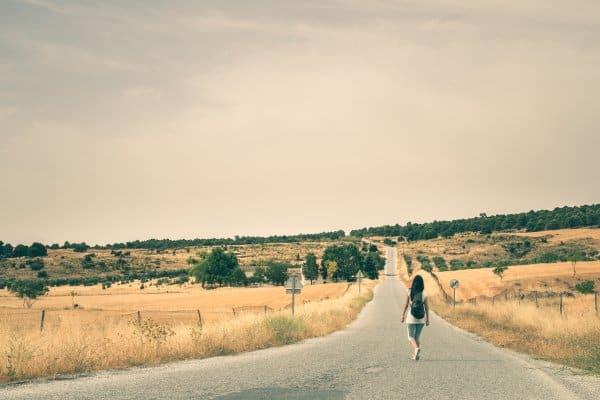 Wandelen heeft meerede gezondheidsvoordelen zoals afvallen