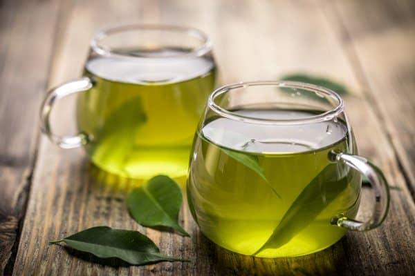 Groene thee heeft veel gezondheidsvoordelen