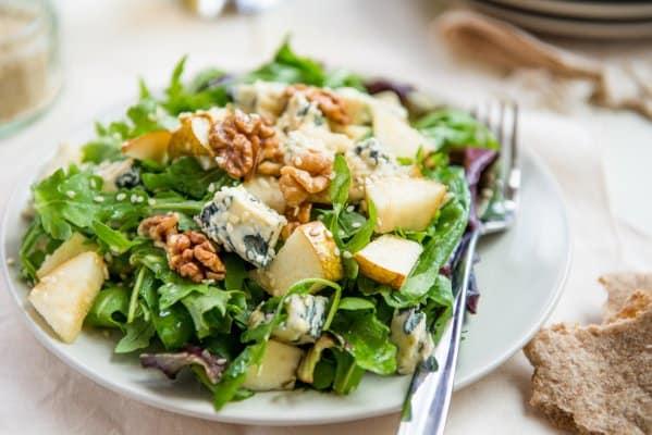 Ook met fruit salades kan je afvallen