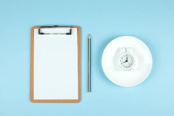 Intermittent Fasting is een effectieve manier om af te vallen,