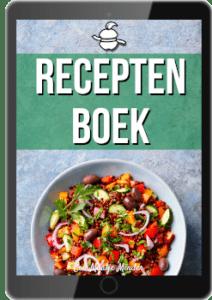 Receptenboek mock up trans
