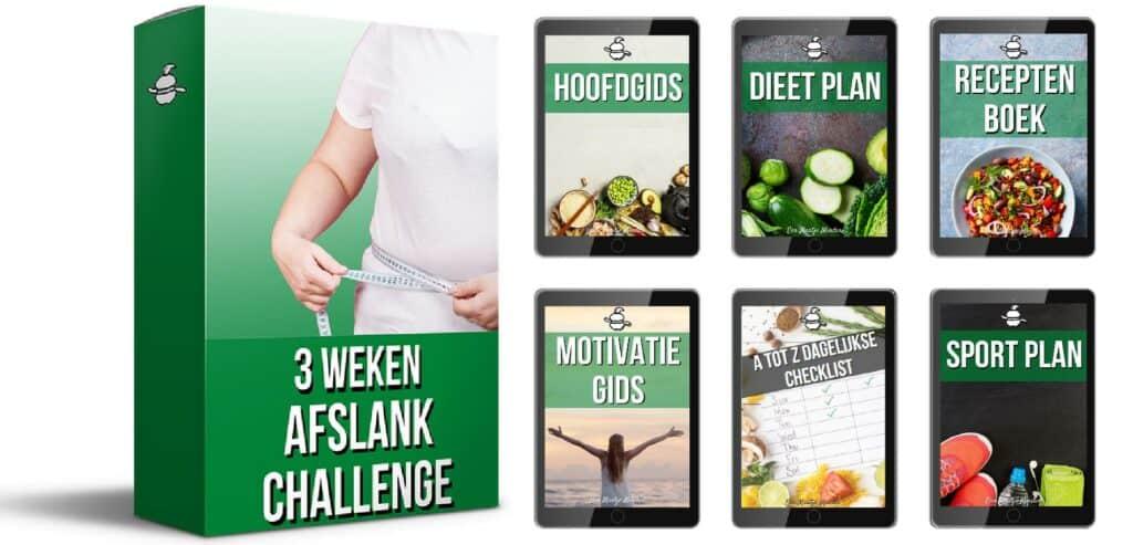 3 Weken Afslank Challenge
