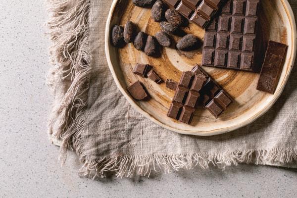 In dadels zitten meer suiker dan in chocola.