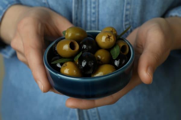 Olijven gezond: probeer ze alle twee